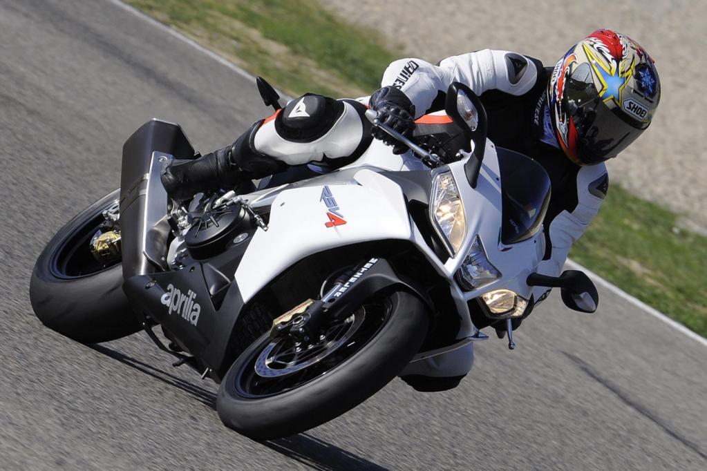 Motorrad-Präsentation Aprilia RSV4 R: Superbike für jedermann - Bild 2