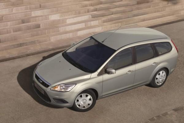 Neue Einstiegsvariante des Ford Focus