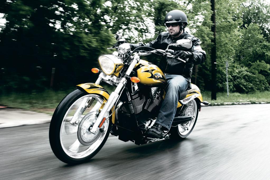 Neue Motorradmarke in Deutschland: Victory will sich etablieren - Bild 1