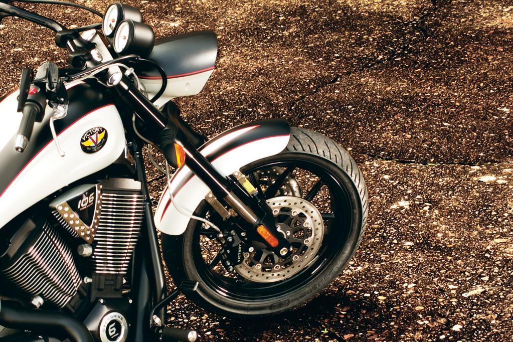 Neue Motorradmarke in Deutschland: Victory will sich etablieren - Bild 2