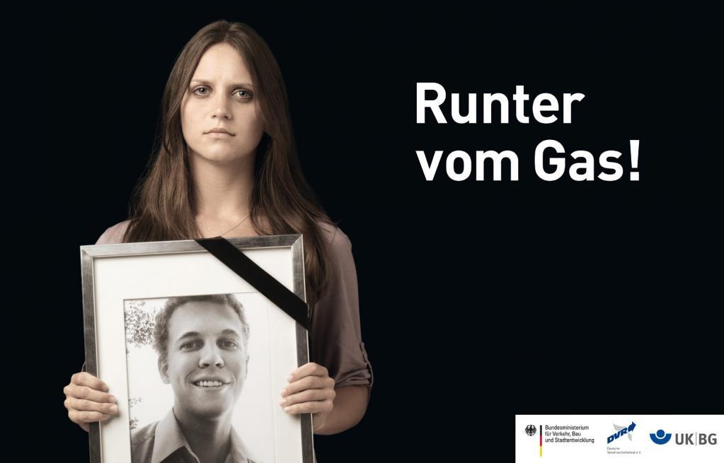 Neue Plakate werben für Verkehrssicherheit  - Bild(3)