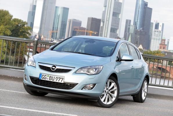 Neuer Opel Astra punktet bei Versicherungs-Einstufung