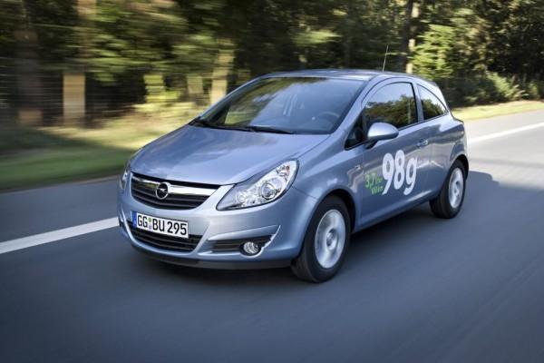Neuer Spardiesel für Opel Corsa