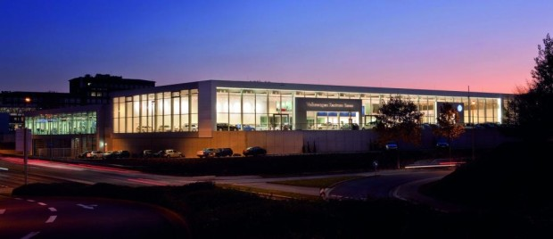 Neues Volkswagen Zentrum in Essen eröffnet