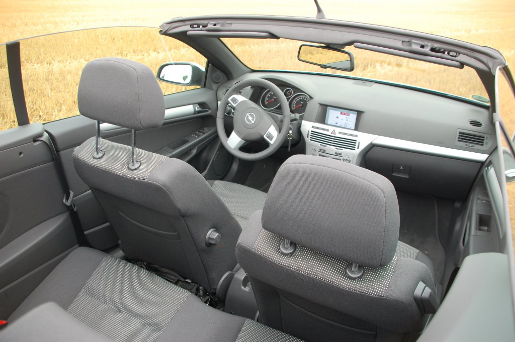 Opel Astra Twin Top - Ergrautes Cabirofeeling