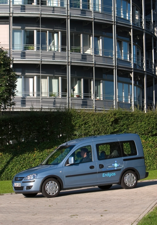 Opel Combo CNG