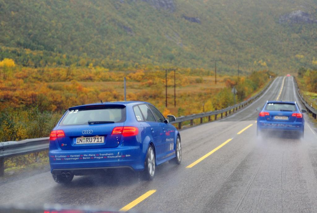 Persönlicher Nachtrag zur Audi Efficiency Challenge