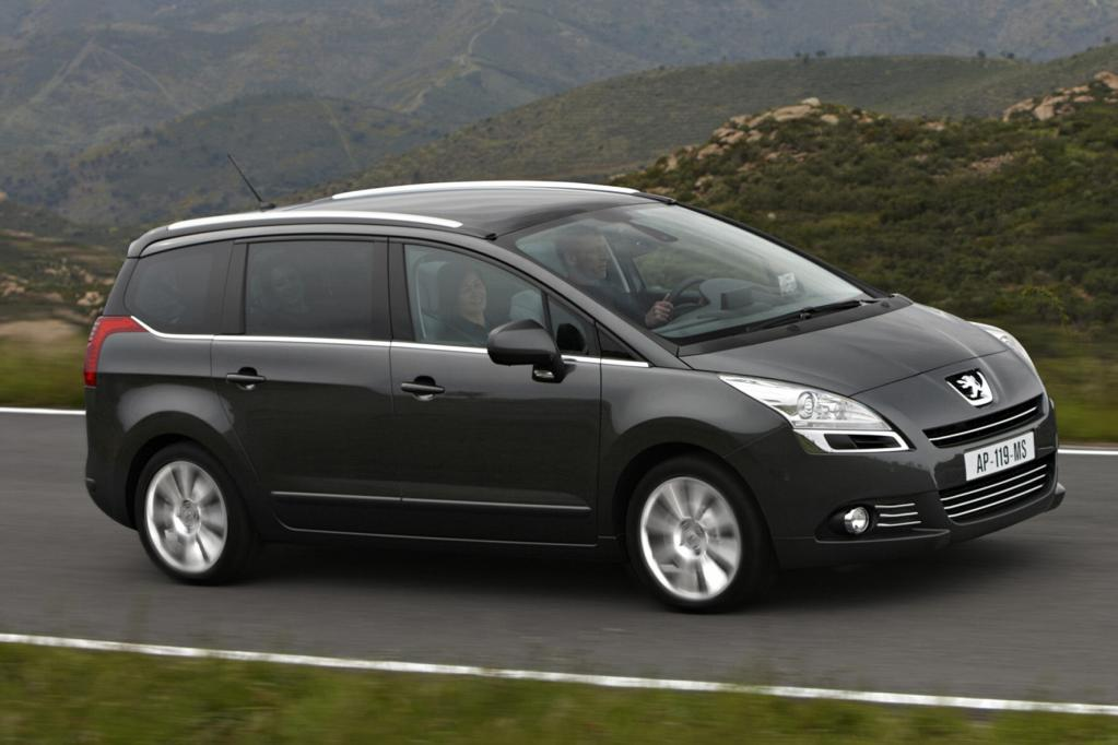 Peugeot 5008: Familien-Van aus Frankreich - Bild(2)