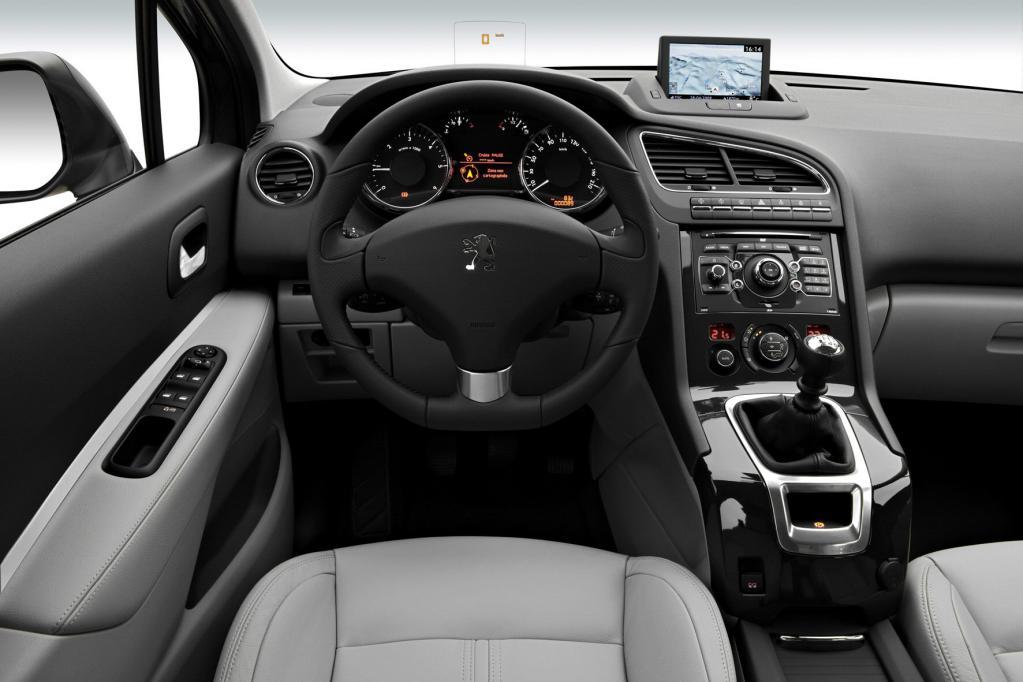 Peugeot 5008: Familien-Van aus Frankreich - Bild(5)