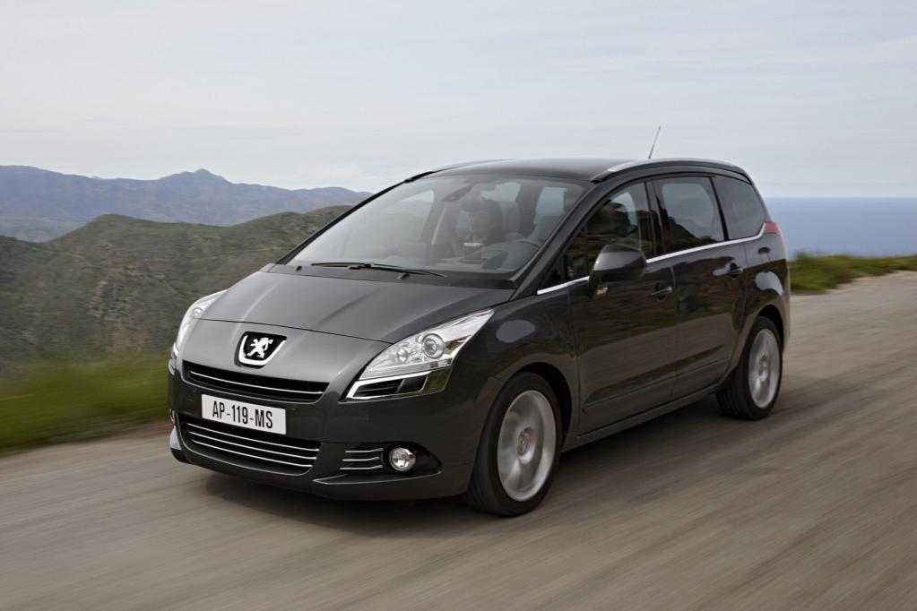 Peugeot 5008: Familien-Van aus Frankreich