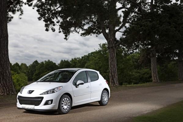 Peugeot frischt Sondermodell 207 Urban Move auf