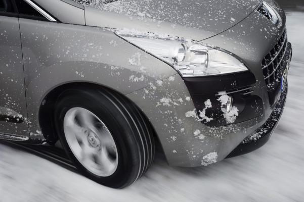 Peugeot ruft zum Winter-Check auf