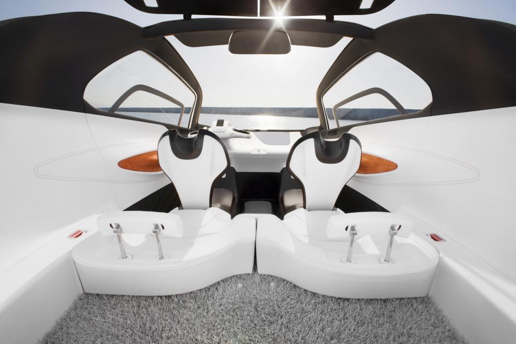 Peugeot schickt sein extravagantes Elektro-Auto auf Europa-Tournee