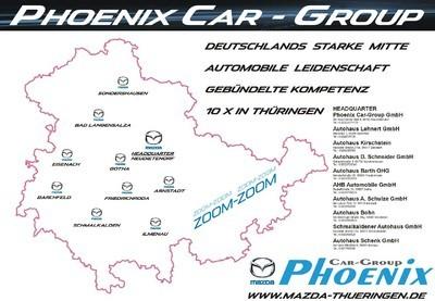 Phoenix Car Group inzwischen drittstärkster Mazda-Händler