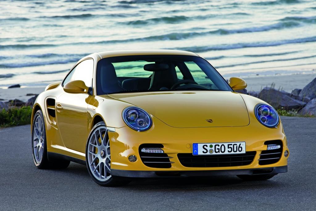 Porsche 911 Turbo: Kraftvoller denn je  - Bild (10)