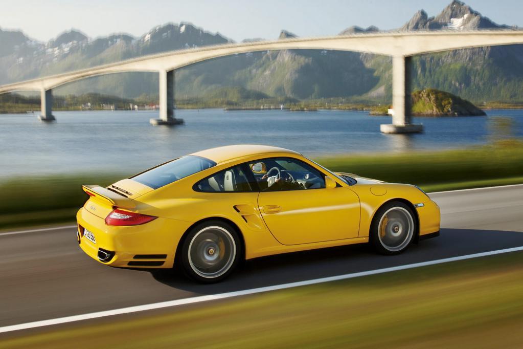 Porsche 911 Turbo: Kraftvoller denn je - Bild(2)