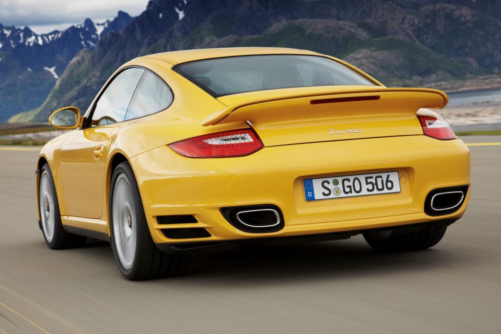 Porsche 911 Turbo: Kraftvoller denn je - Bild(3)