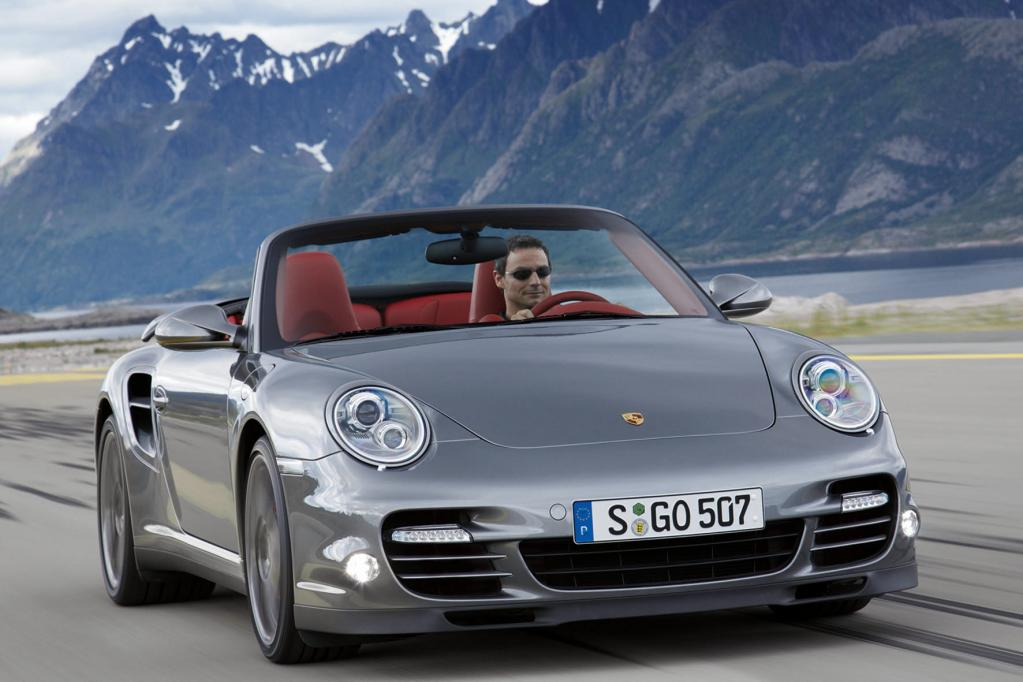 Porsche 911 Turbo: Kraftvoller denn je - Bild(4)
