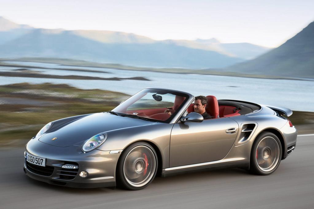 Porsche 911 Turbo: Kraftvoller denn je - Bild(5)
