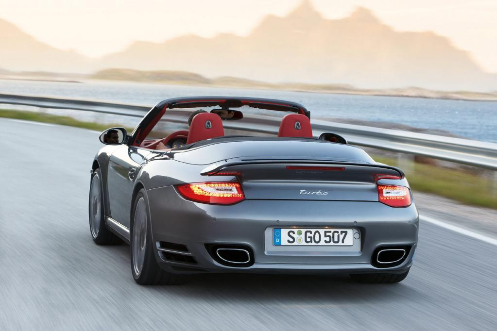 Porsche 911 Turbo: Kraftvoller denn je - Bild(6)
