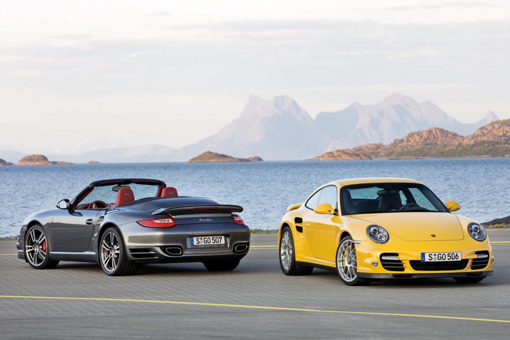 Porsche 911 Turbo: Kraftvoller denn je - Bild(7)