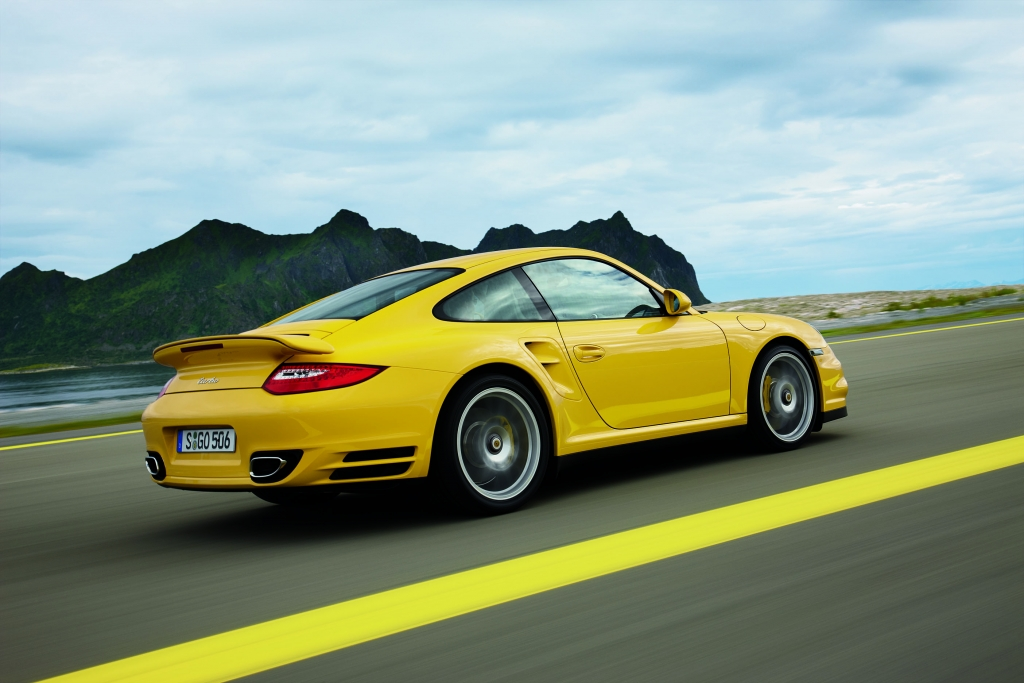 Porsche 911 Turbo: Kraftvoller denn je - Bild(8)