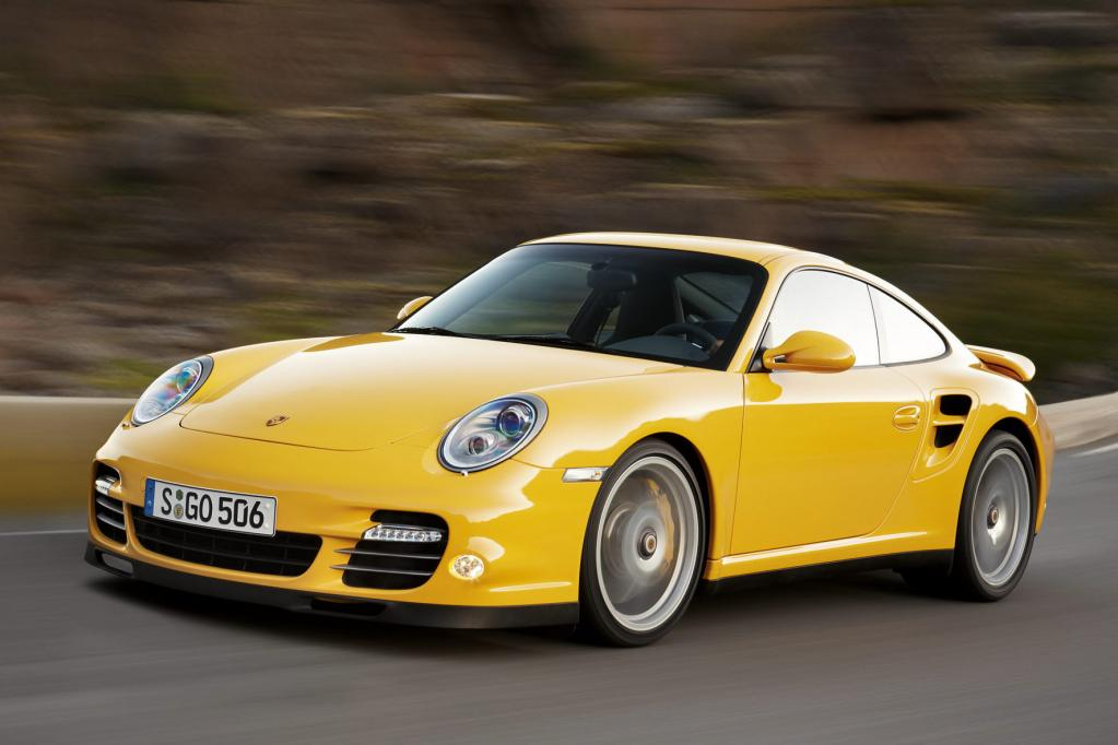 Porsche 911 Turbo: Kraftvoller denn je - Bild