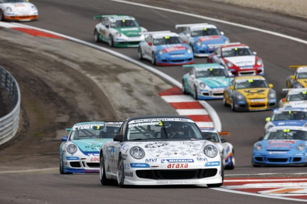 Porsche Carrera Cup: Titelduell beim Saisonfinale