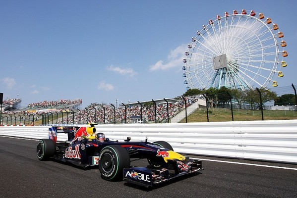 Qualifying : Vettel holt Suzuka-Pole