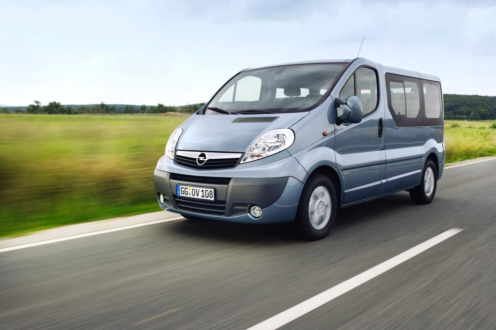 Rückruf für Opel Vivaro, Renault Trafic und Nissan Primastar