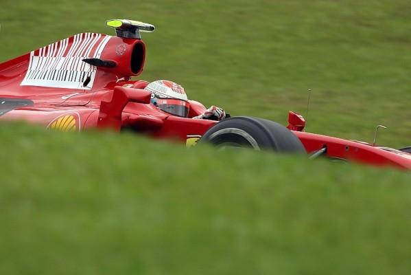 Räikkönen gibt nicht auf: Kampf um Platz 3