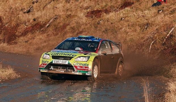 Rallye Großbritannien: Vorschau: Ein Klassiker zum Finale