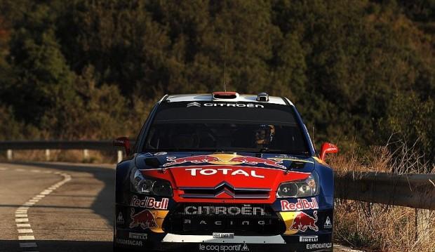 Rallye Spanien Tag 1: Doppelführung für Citroen: Sordo nicht zu stoppen