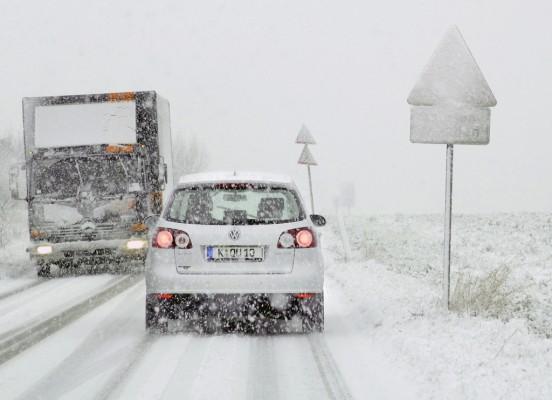 Ratgeber: Winterreifenpflicht im Ausland