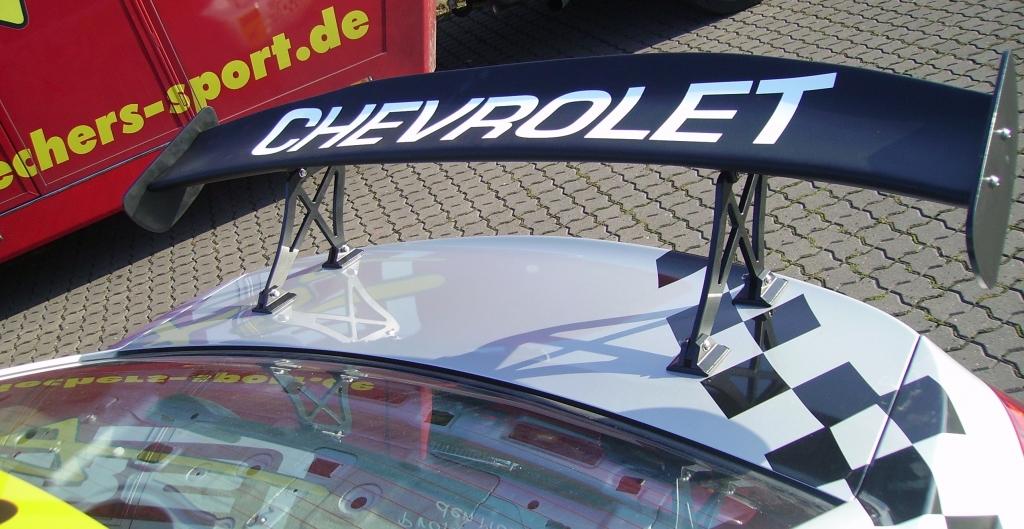 Rennversion des Chevrolet Cruze