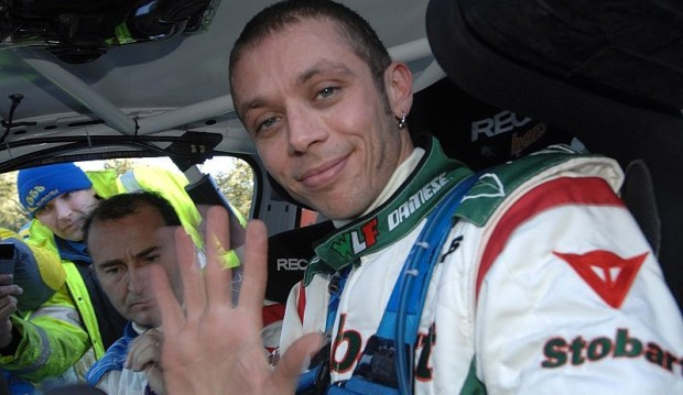 Rossi fährt bei Mexico-Rallye mit: Letzte Chance vor neuem Reglement