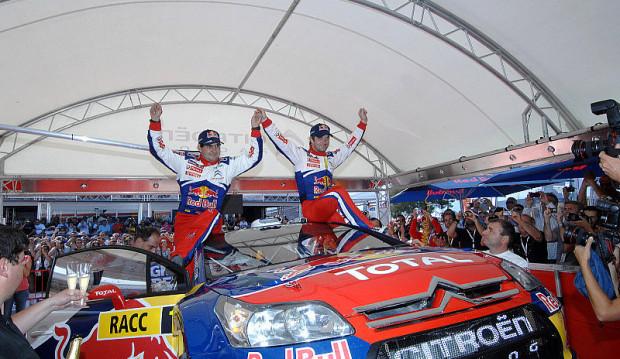 Sébastien Loeb in Großbritannien: Duell um Titel: In Topform nach Cardiff