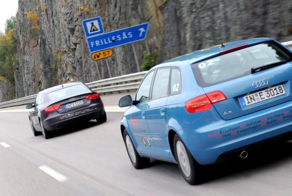 Sensationell sparsam: Audi A3 1.6 TDI Sportback