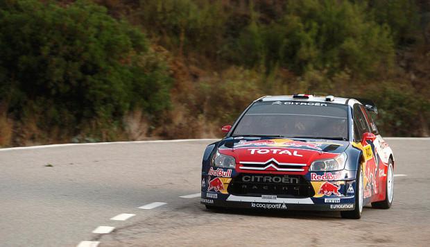 Shakedown Rallye Spanien: Citroen legt vor: Citroen legt vor