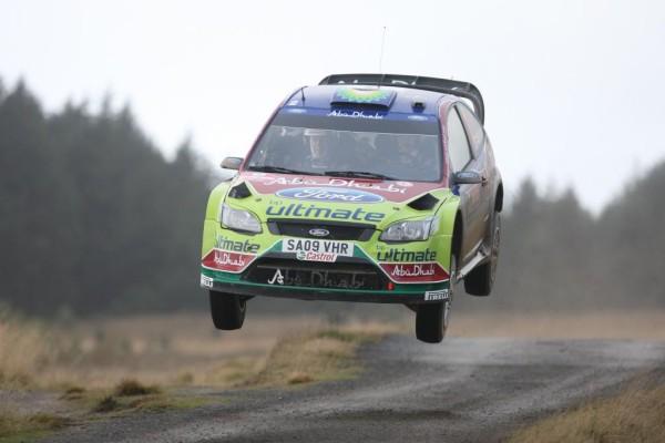 Spannendes Rallye-WM-Finale 2009