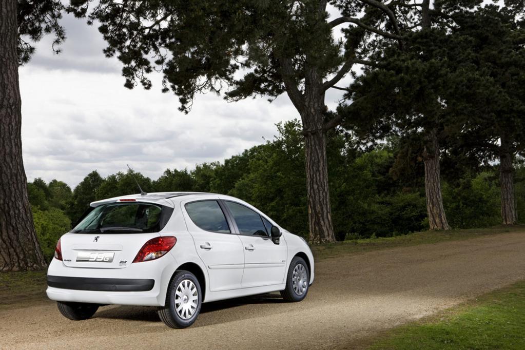 Spar-Version des Peugeot 207 ab 16 500 Euro - Bild 2