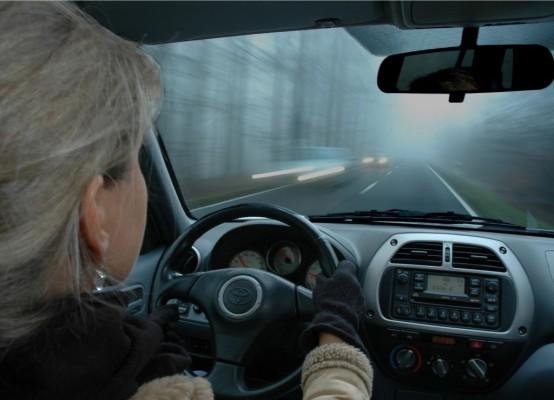 Sturm, Nebel und rutschige Fahrbahnen –Vorsicht ist angesagt!