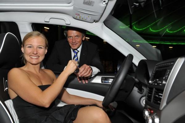 Subaru: ''Allrad-Lady 2009'' steht fest