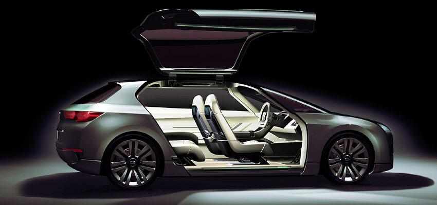 Subaru stellt hybriden Sportkombi auf Tokio Motor Show vor  - Bild(2)