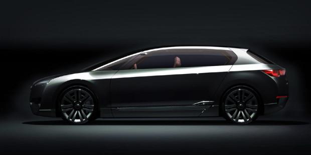 Subaru stellt hybriden Sportkombi auf Tokio Motor Show vor