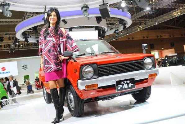 Tokio 2009: 30 Jahre Suzuki Alto