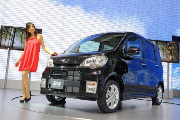 Tokio 2009: Daihats-Tanto-Versionen bieten Premium