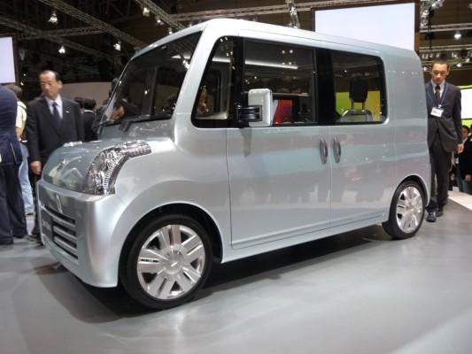 Tokyo Motor Show 2009: Daihatsu zeigt seinen Deca Deca
