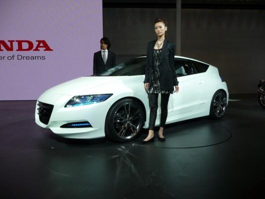 Tokyo Motor Show 2009: Honda zeigt FCX Clarity