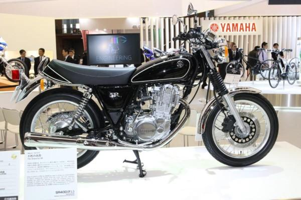 Tokyo Motor Show auf zwei Rädern: Heimspiel für japanische Hersteller